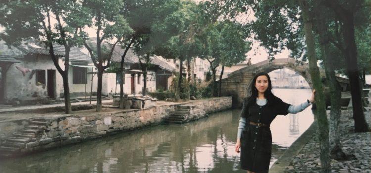 Enjoy Water Town around Shanghai